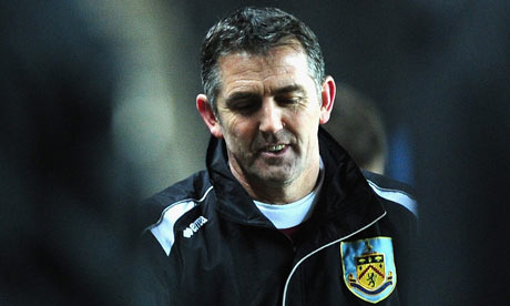 Owen Coyle agrees to take Bolton job after Burnley give up the fight