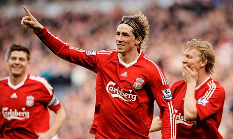 The best is yet to come, says Liverpool's Fernando Torres