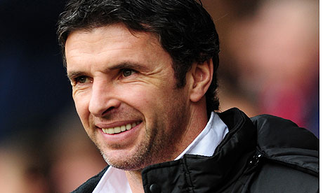 Gary Speed is favourite for Sheffield United hot seat