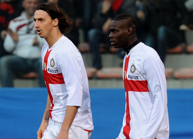 Ibrahimovic and Balotelli
