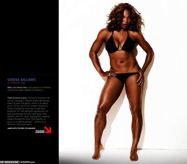 Female Athletes Get Naked For Espn Magazine S Body Issue Part M