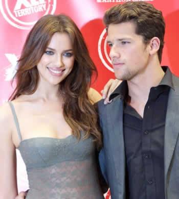 Arthur Sales & Irina Shayk