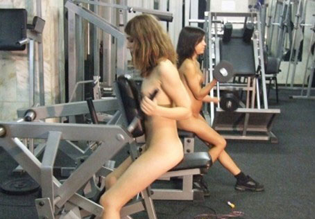 Netherlands - the first Gym offers naked exercise in the world