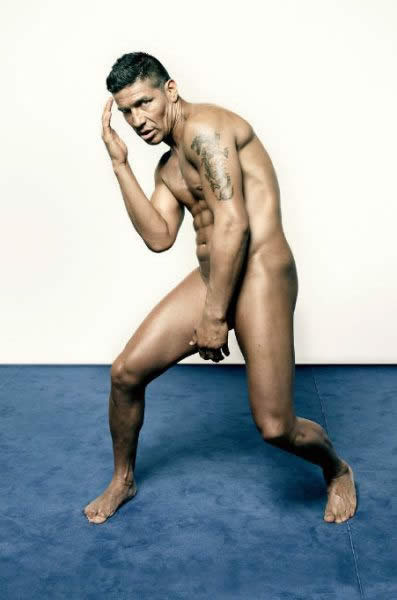 Blake Griffin The Body Issue