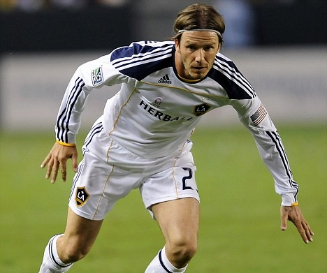 Tottenham lead chase to sign Beckham as former United star turns back on PSG