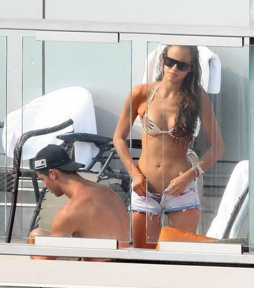 Cristiano Ronaldo has broken up with Irina Shayk?