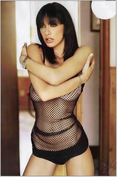Vieri 39 s new girlfriend sexy devil melita toniolo 7m sport - Diva futura hot ...