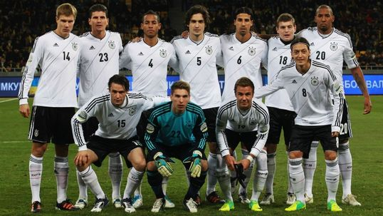 Germany Team Euro 2012