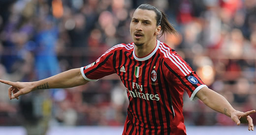 Milan quash Ibrahimovic talk - Reports striker could move to Man City in search of trophies