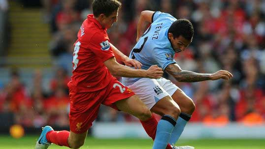 City hold Liverpool in thrilling draw