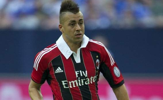 Ibrahimovic wasn't easy to play with, says El Shaarawy