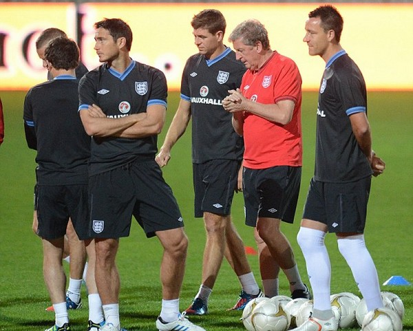 We need a miracle to win the World Cup, says England captain Gerrard