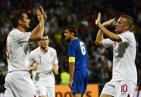 Lampard leads praise for Cleverley and Ox after England youngsters shine in Moldova