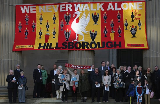 Time to silence the idiots: Rodgers demands end of vile Hillsborough and Munich chants