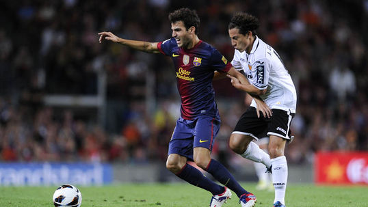 Fabregas happy to do as Tito says