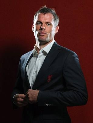 Jamie Carragher: I'd have loved to have won the title at Liverpool but there was always someone better than us