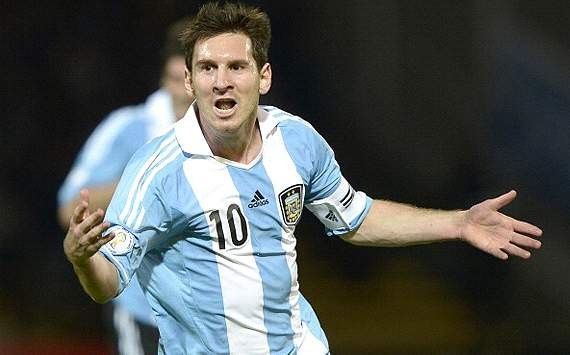 Valdano: Nobody is even close to Messi's level