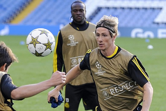 Torres backed in bid for 'mission impossible' as Chelsea eye Champions League history