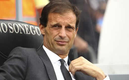 Galliani assures Allegri of his position after latest AC Milan defeat
