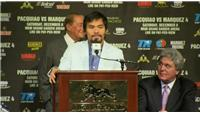 Pacquiao and Marquez ready for 'another war'