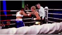 Swedish boxer Frida Walberg makes her impact felt