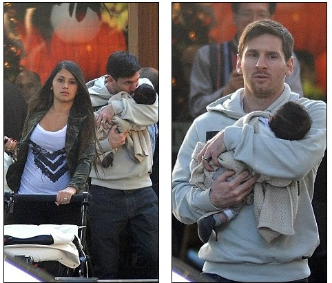 I'm not the same man anymore! Messi admits birth of Thiago has changed his life