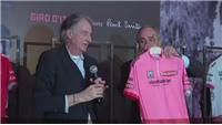 Paul Smith designs Giro d'Italia jerseys