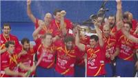 Spain crowned handball champs