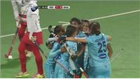 India remain unbeaten in World League
