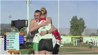 Hungary wins mixed relay gold in Palm Springs