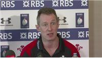 Rob Howley looks ahead to Scotland clash