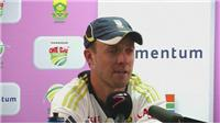 De Villiers hails record partnership with Hamla