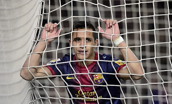 Arsenal on alert as Barcelona forward Sanchez edges closer to summer exit