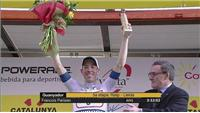Francois Parisien wins stage five of Volta a Catalunya