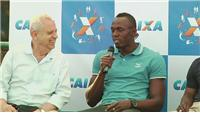Usian Bolt set his sights on Rio 2016