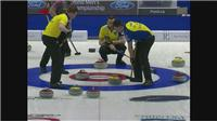 Latest action from the Men's Curling World Championships