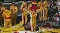 Hunter-Reay secures IndyCar win in Alabama