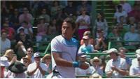 Almagro beats Williams 6-2 6-1 in Houston