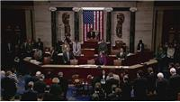Senate and House of Representatives honour Boston victims