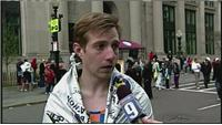 Witnesses describe Boston Marathon explosions