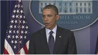 Obama on Boston bombings: 'We will find out who did this'