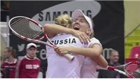 Dramatic day in Fed Cup semi-finals
