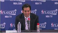 Erik Spoelstra: Miami Heat 'need to play better'