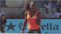 Serena Williams beats Sara Errani to reach Madrid Open final