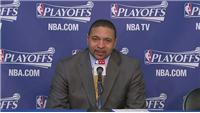 Mark Jackson: 'This series is far from over'