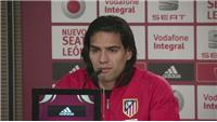 Falcao: Real Madrid are favourites