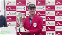 Heavy fog declares Griffin winner in South Korea