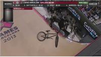 Action from final day at X Games