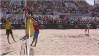 Dalhausser and Rosenthal secure FIVB Grand Slam gold
