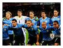 Uruguay face last qualifiers with 12 men on one booking